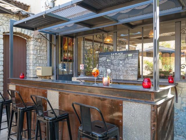 Café de la Place - Pernes